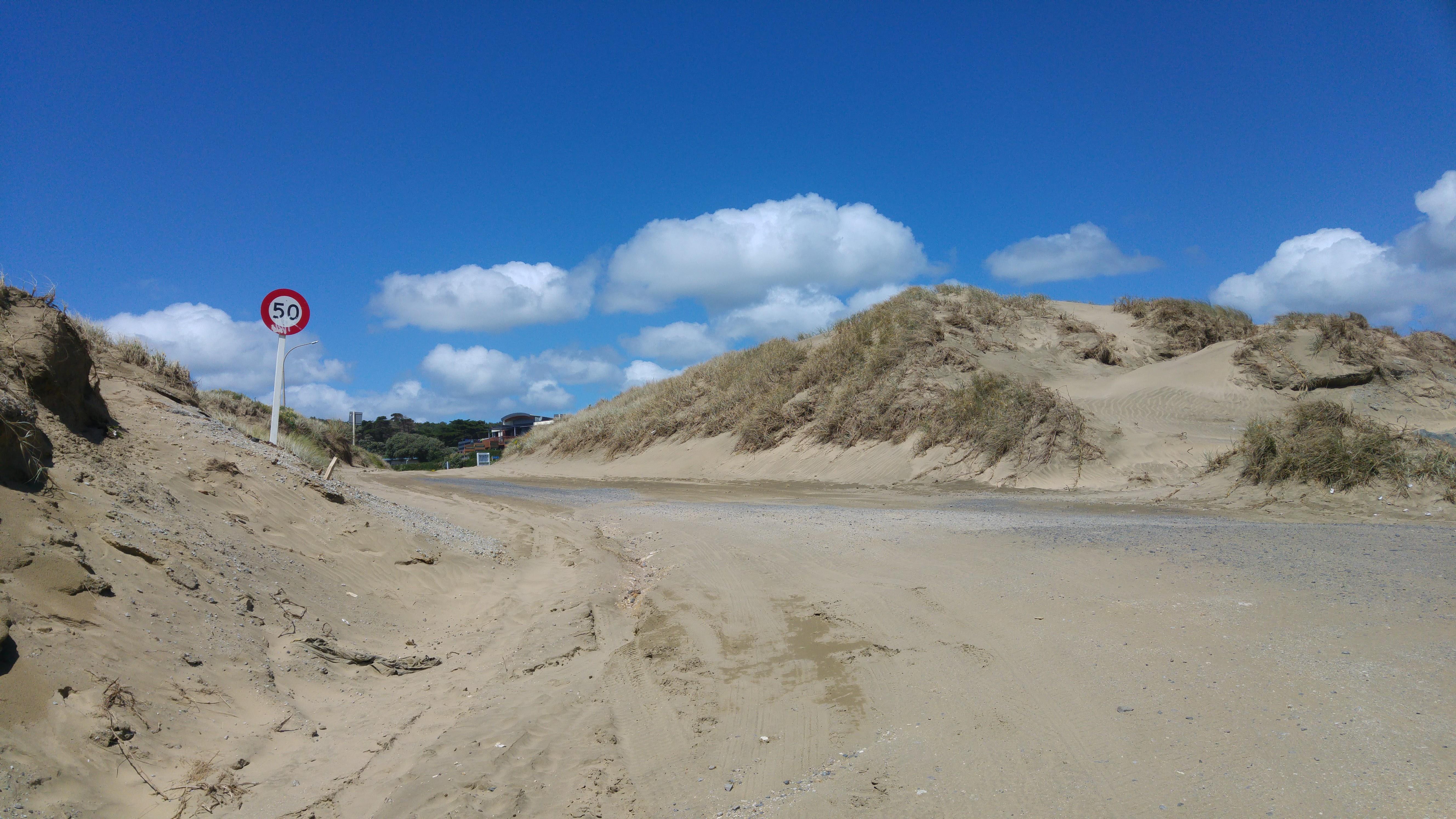 Te Araroa Day 4:Utea Park to Waipapakauri